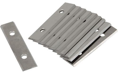 50mm Tungsten Carbide Reversible Turn Blades 10 Pieces