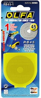 RB45 - pack of 4 original Olfa 45mm rotary blades